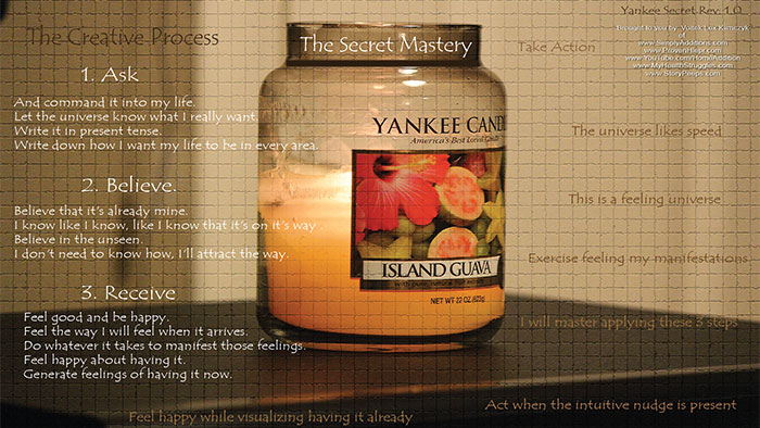 The Yankee Secret Poster