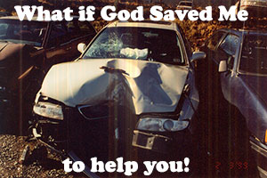 God saved me to help you Proven Helper Voitek Lex Klimczyk